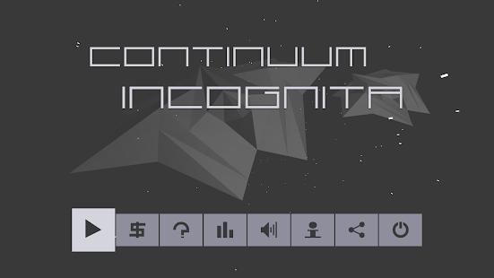 Continuum Incognita- screenshot thumbnail