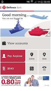 Defence Bank Mobile