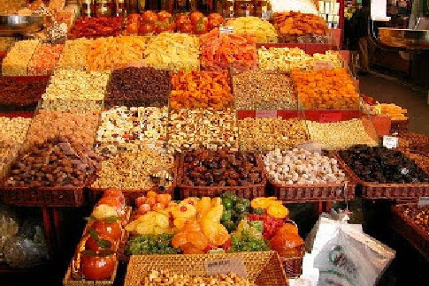 5 Dried Fruits Highest In Antioxidants