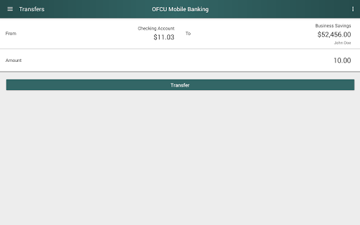 OFCU Mobile Banking screenshot 8
