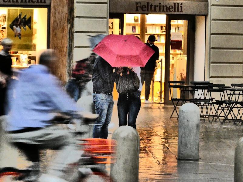 Verso la libreria tra la pioggia e il vento di pablo55