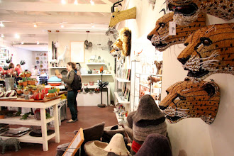 Photo: There were some really beautiful & intricate creations in the Streetwires shop.
