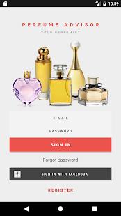 Perfumist Perfumes Advisor - náhled