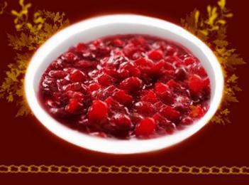 Cranberry Orange Relish Recipe