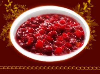 Cranberry Orange Relish Recipe