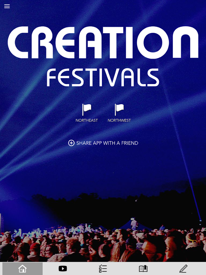 Creation Festival- screenshot