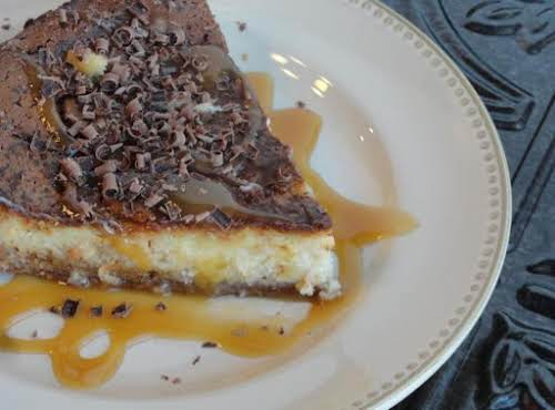 """Amarula Cheesecake """"This IS an awesome cheesecake! A must make!! Definitely one..."""