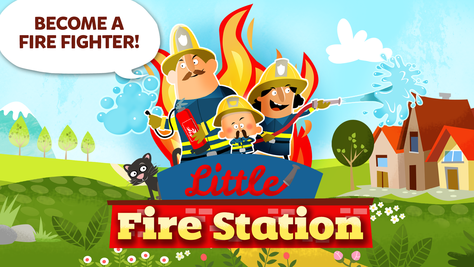 Little Fire Station- screenshot