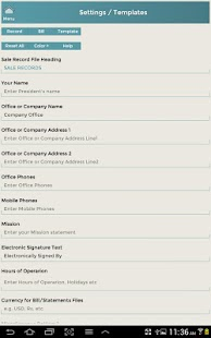 Customer Events & Records CRM- screenshot thumbnail