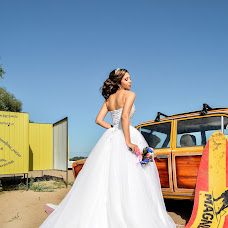 Wedding photographer Aleksandra Lobashova (Lobashovafoto). Photo of 10.11.2017