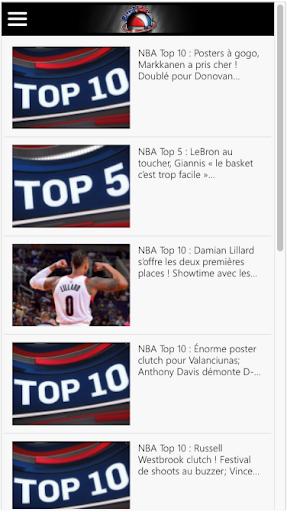 Basket Infos 1.3 screenshots 5
