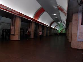 Photo: метрото в Тбилиси - пейки няма :)