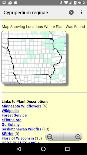 Iowa Wildflowers- screenshot thumbnail
