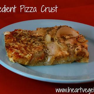 Homemade Pizza Crust No Yeast No Baking Powder Recipes.