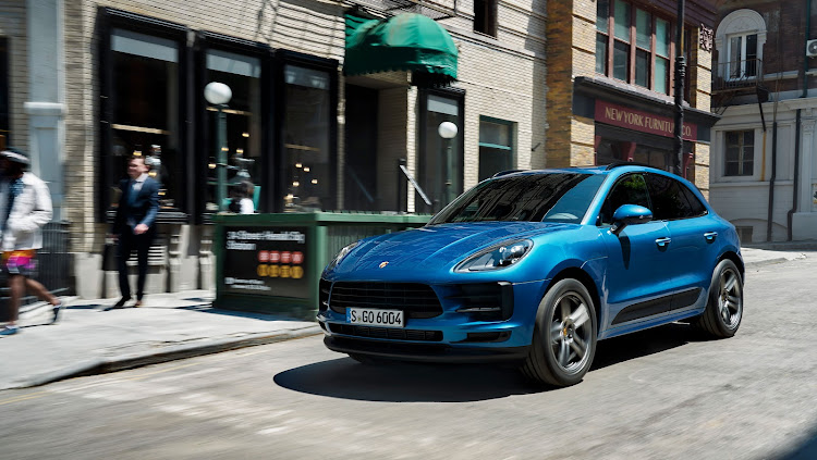 Porsche ditched diesel power when it overhauled the current Macan midway through 2018, but pushing the second-generation Macan down the all-electric path is unprecedented in the car industry. Picture: SUPPLIED