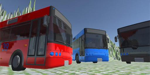 Hill Bus Driving screenshot 1