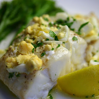 Butter Sauce For Cod Recipes.