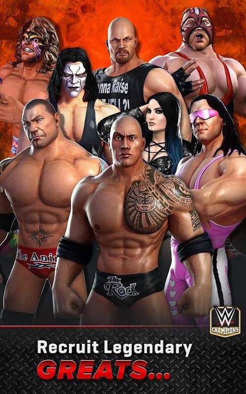 WWE Champions screenshots