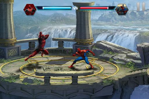 Mortal Heroes: Gods Fighting Among Us Hero Battle 1.0 screenshots 10