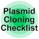 Plasmid Cloning Checklist Download on Windows