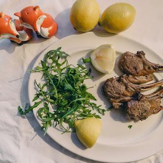 Lamb Cutlets Accompaniment Recipes