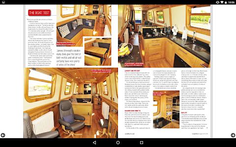 Canal Boat Magazine screenshot 9