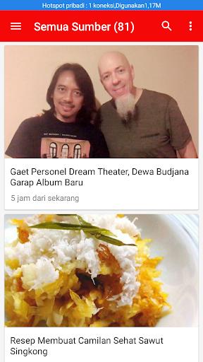 Berita Banten Terkini 1.0 screenshots 3