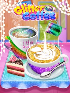 Glitter Coffee – Make The Most Trendy Food 4