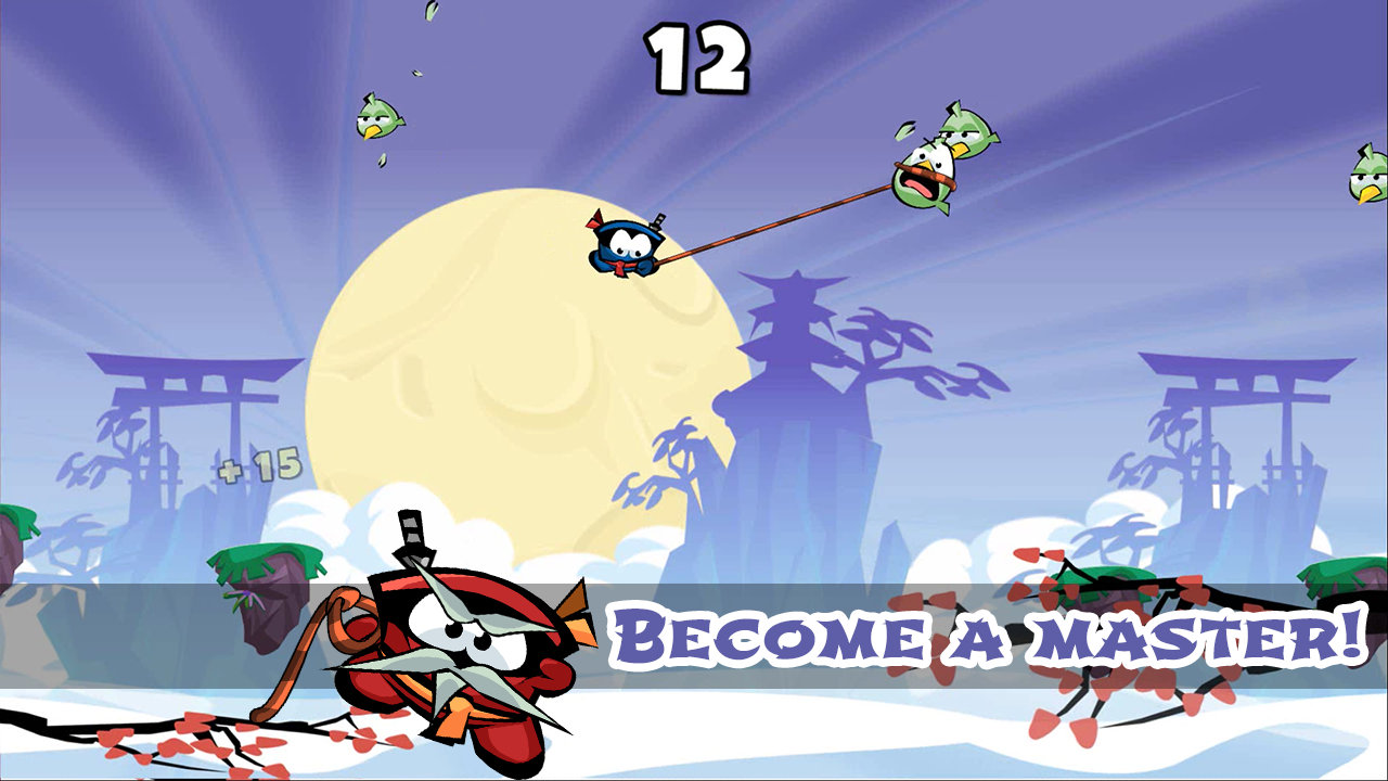 Rope Ninja- screenshot