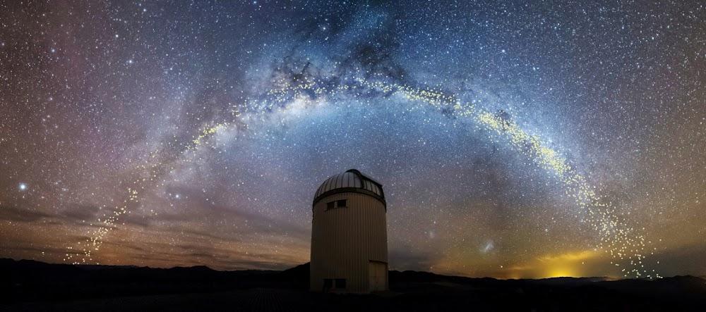 'N Kaart van die sterre: die Melkweg word uiteindelik akkuraat gemeet
