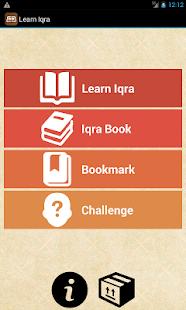 Learn Iqra- screenshot thumbnail