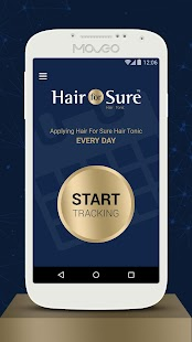 HairForSure- screenshot thumbnail
