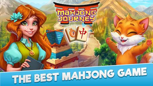 Mahjong Journey: A Tile Match Adventure Quest apktram screenshots 11