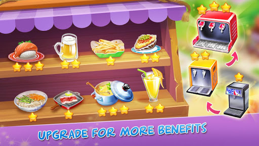 Star Cooking Chef - Foodie Madnessud83cudf73 2.9.5009 screenshots 11