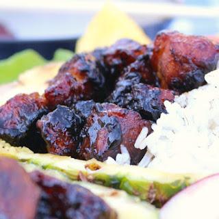 Mongolian Inspired Crispy Pork Belly Burnt Ends Recipe
