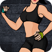 Home Workout Exercises Free - Personal Trainer