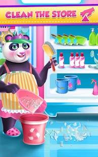 Panda Supermarket Manager - náhled