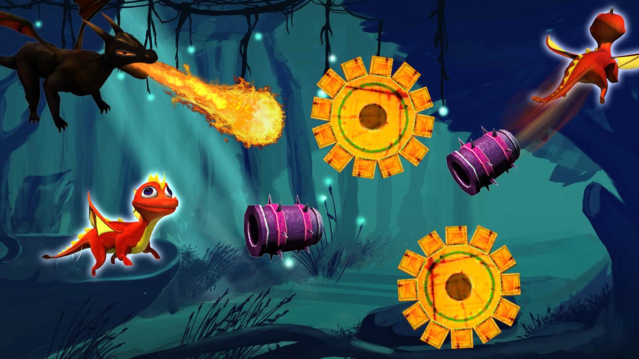 Baby Dragon Island : Monster Game- screenshot