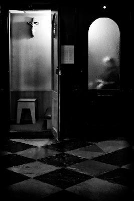 Confessionale di Miki Sarace
