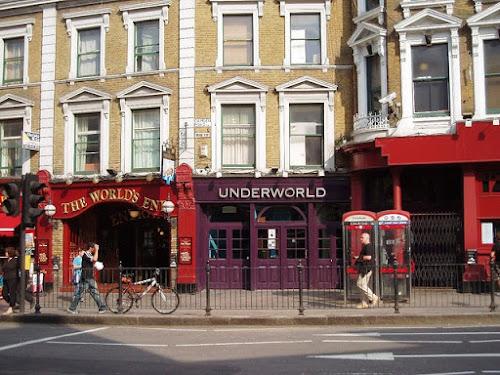 Photo Concerts à l'Underworld