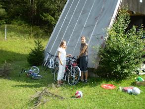 Photo: Sestry cyklistky