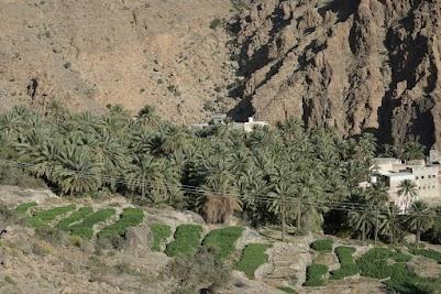 Abfahrt von Wakan ins Wadi Mistal