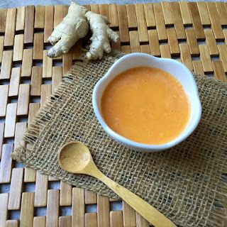 Japanese Onion, Ginger and Carrot Salad Dressing Recipe