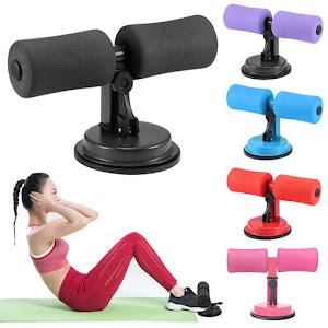 Aparat fitness - suport picioare abdomene / flotari, portabil