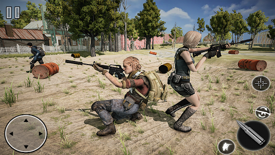 Fire Squad Free Firing: Battleground Survival Game Apk  Download For Android 2