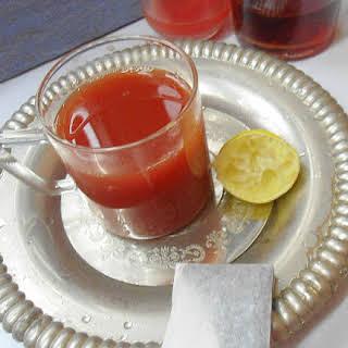 Watermelon Iced Tea   Summer Drink.