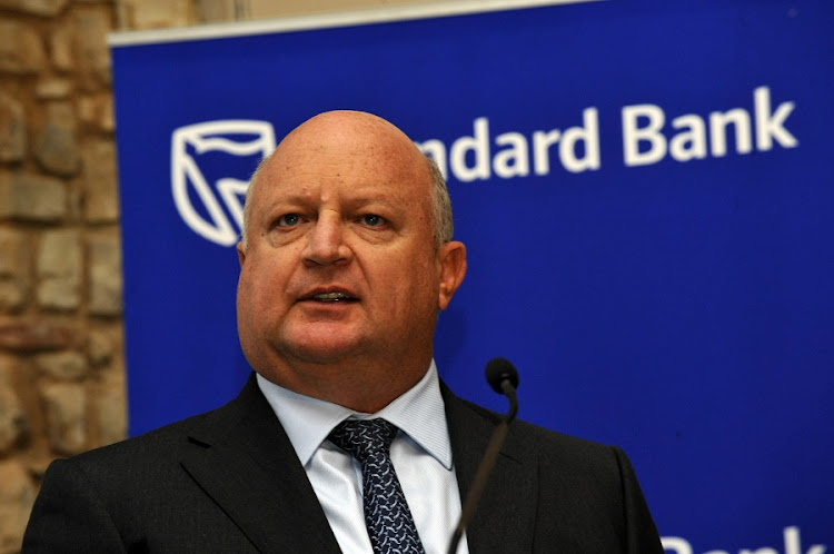 Standard Bank joint CEO Ben Kruger. Picture: ROBERT TSHABALALA/FINANCIAL MAIL