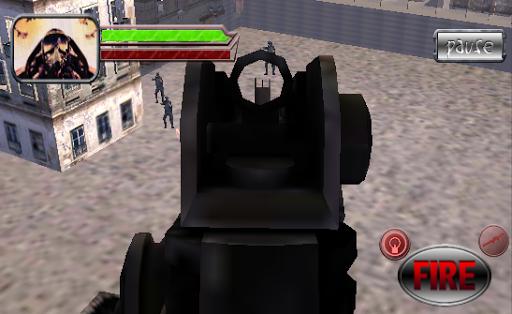 Commando Air Strike