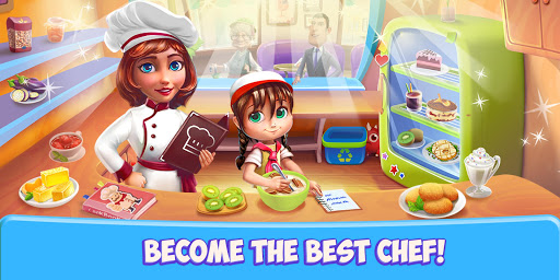 Cafe: Cooking Tale 1.0.1 screenshots 6
