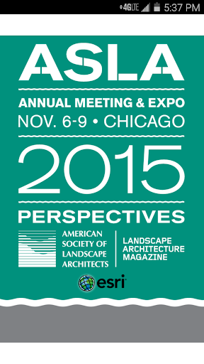 ASLA 2015 Annual Meeting EXPO